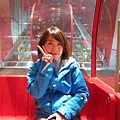 耶~~回程老公讓我在大阪坐摩天輪.JPG