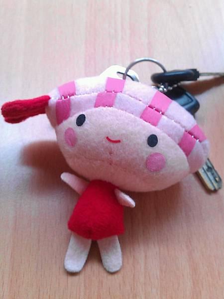 曼妮机車鑰匙