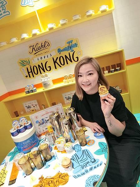 *~愛在城市「愛香港Pop Up 冰室」♥Kiehl's Love Hong Kong 限量版系列~* ... ...