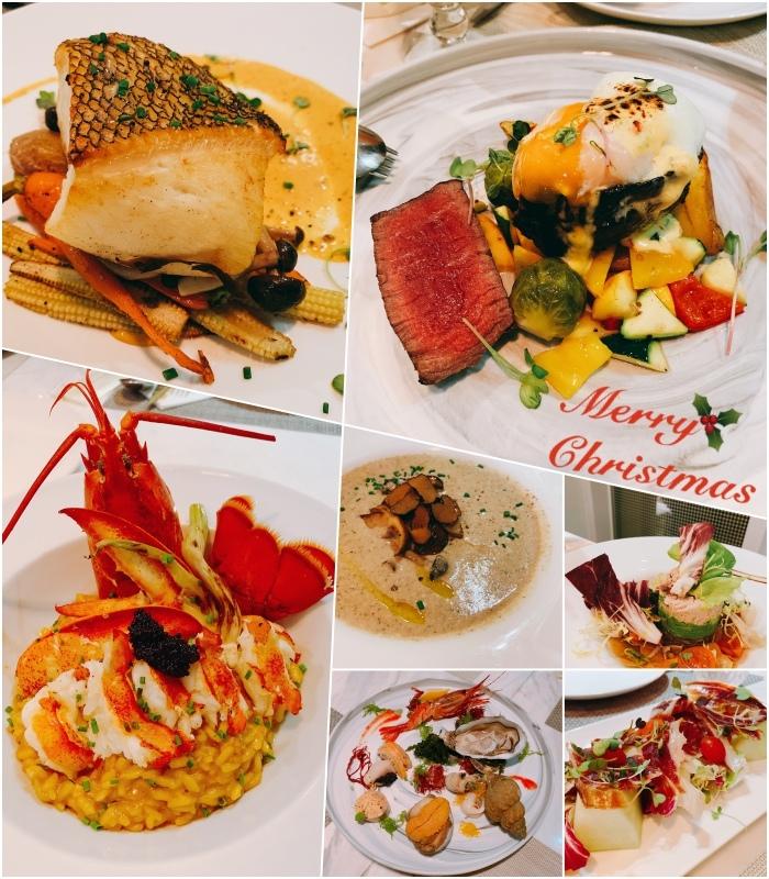 *~【飲飲食食】豐富又美味的聖誕大餐♥Chelsea Garden & Restaurant~* ... ... ... ...