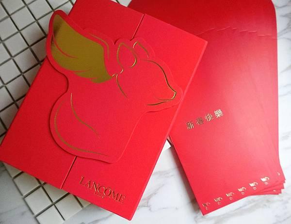 *~喜慶歡度迎新春♥LANCÔME 新年限量版禮盒~*