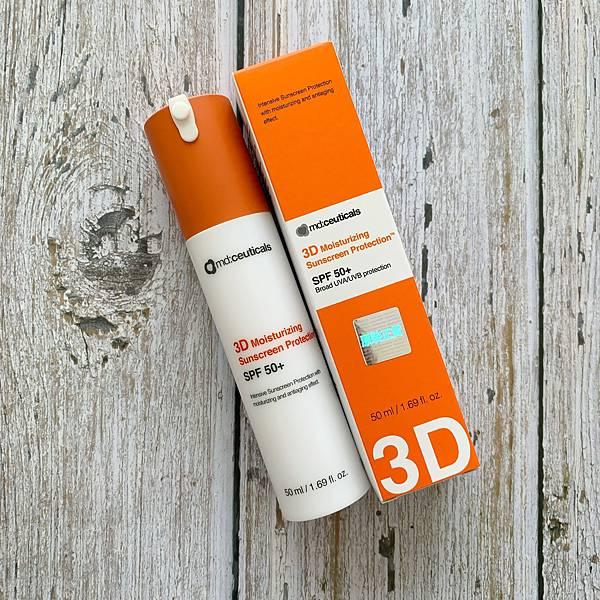 *~肌膚零負擔♥md:ceuticals™全物理抗氧防曬霜SPF50+~*