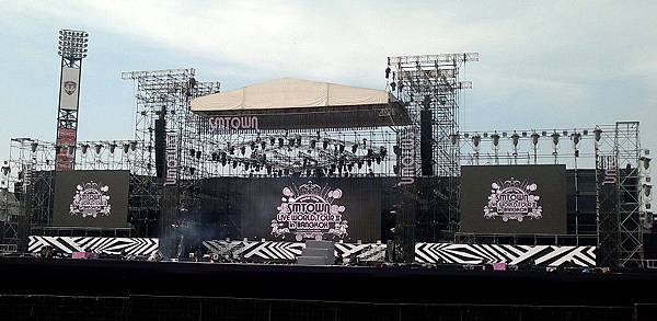 泰國場 正舞台
