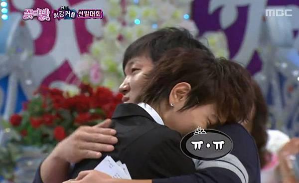 TONY心疼成鍾 給他抱抱
