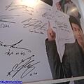 SJ的簽名版