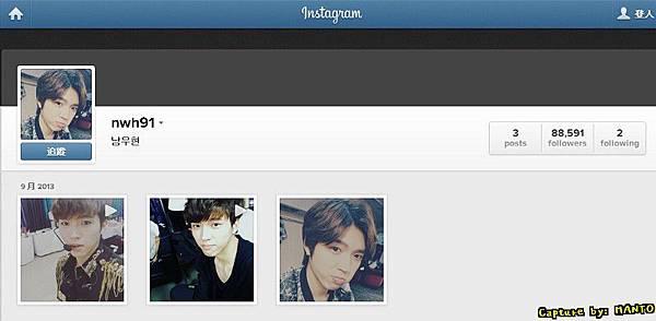 優賢的Instagram