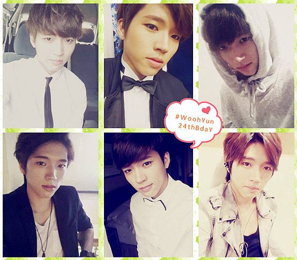 Woohyun 24th Bday