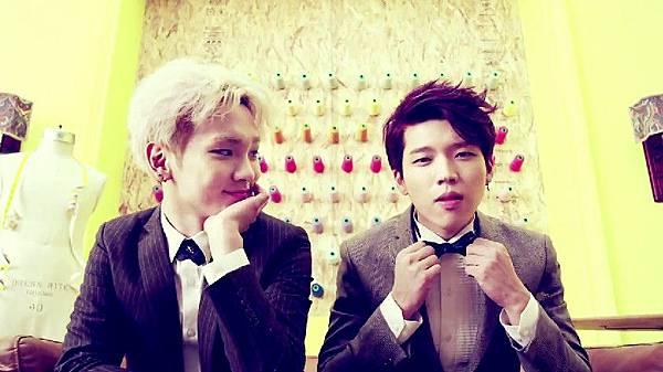 Toheart_Woohyun&KEY
