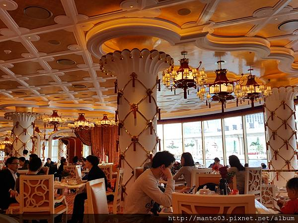 永利皇宮 咖啡苑