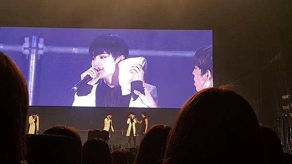 170219 INFINITE Fan meeting in 台北