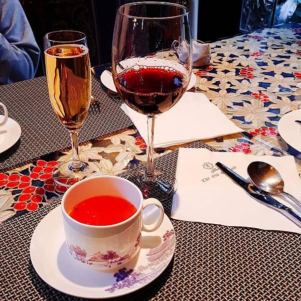 老英格蘭 下午茶