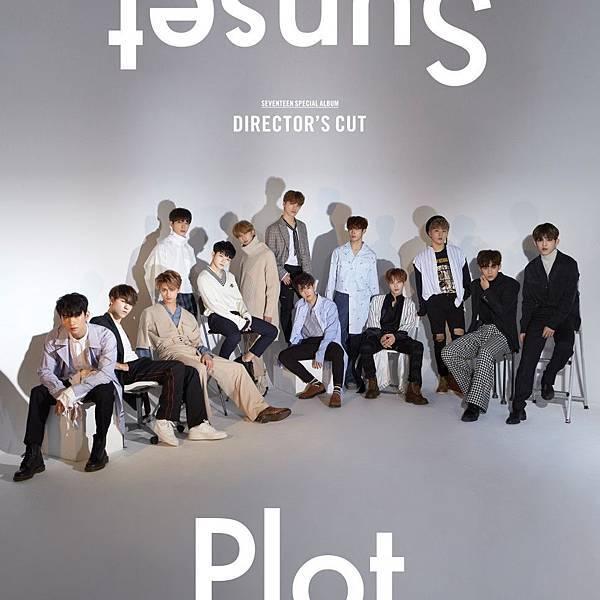 SEVENTEEN Special Album <SUNSET, PLOT>
