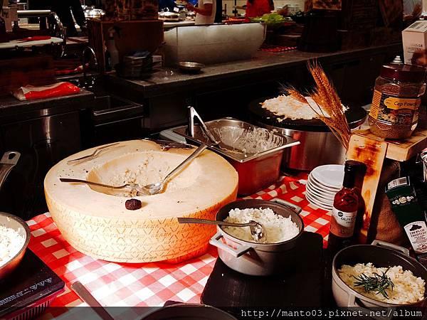 澳門 巴黎人自助晚餐