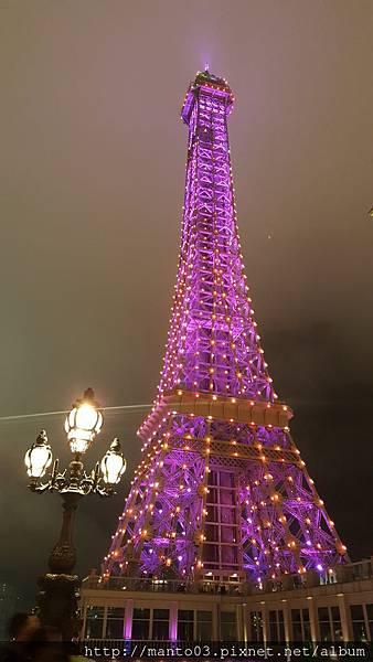 巴黎人 巴黎鐵塔