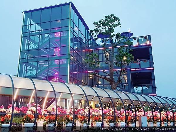 古山星辰景觀咖啡廳