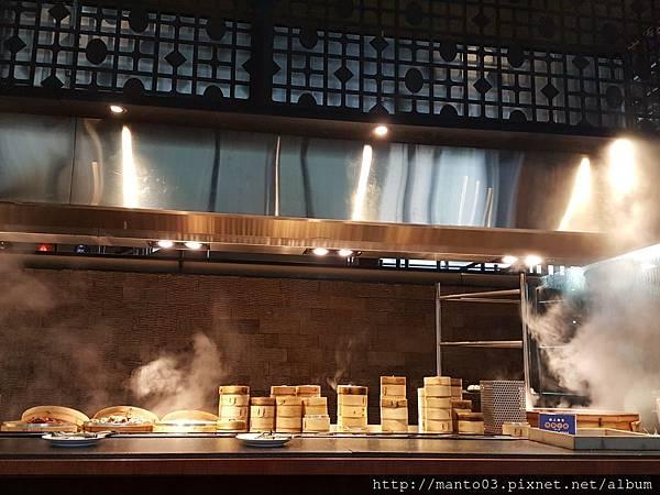 村民食堂 廚窗港點
