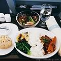 華航CI835 台北飛曼谷 商務艙