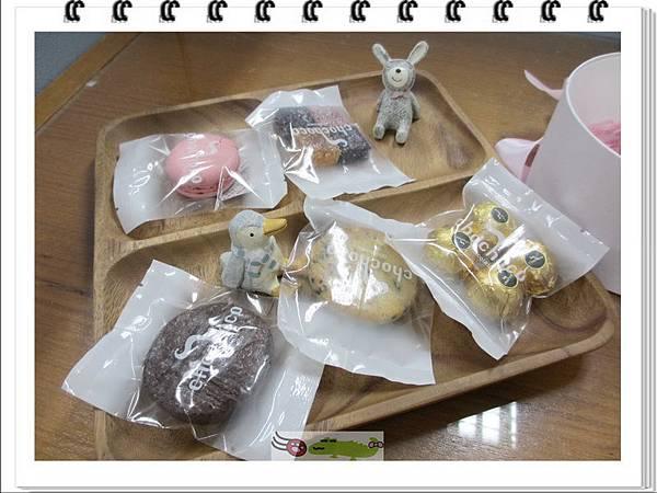 Chochoco喜餅禮盒 (9)