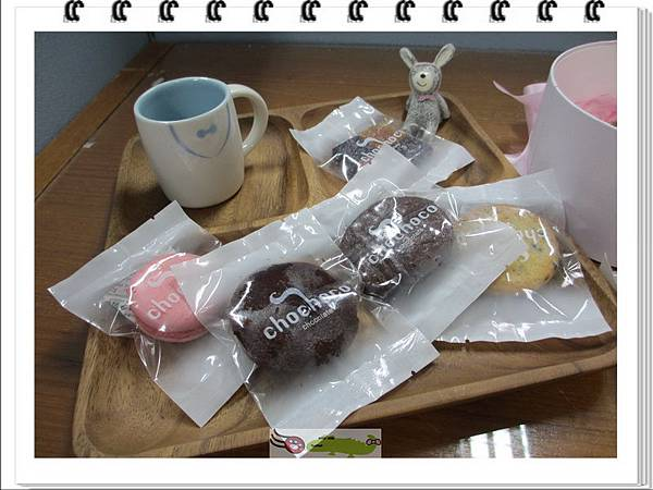 Chochoco喜餅禮盒 (16)