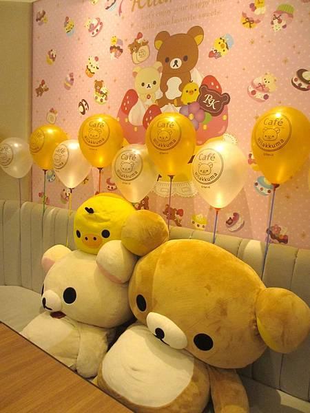 拉拉熊咖啡台中店 (32).JPG