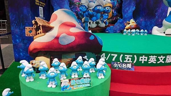 藍色小精靈展 (7).JPG