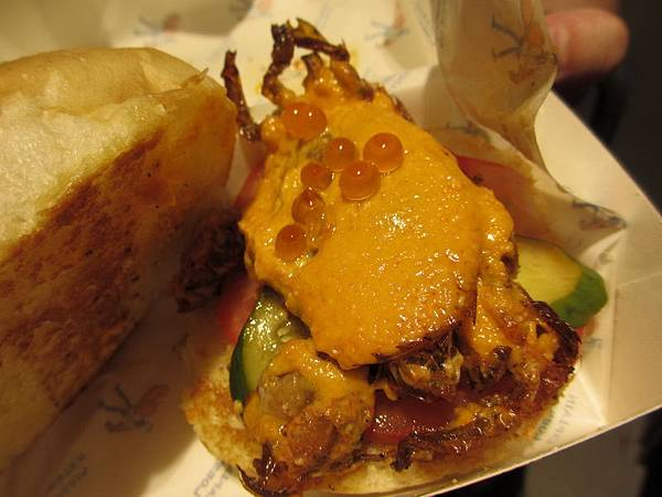軟殼蟹漢堡 (5).JPG