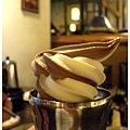 koka說我的冰淇淋像花輪