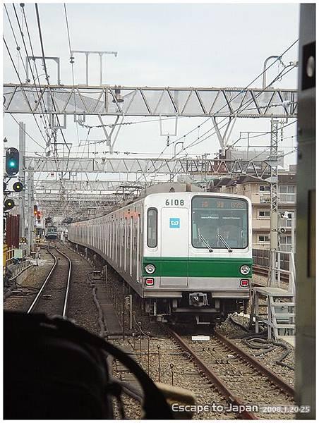 另一台電車