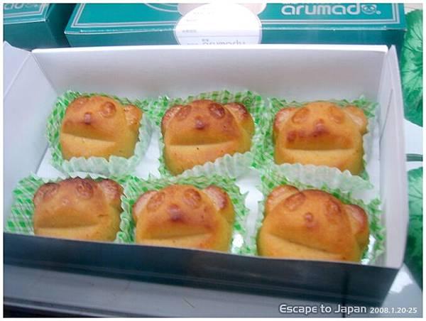熊貓小蛋糕