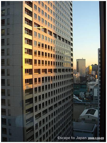 對面的大樓