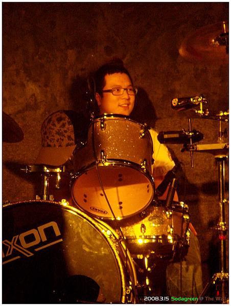 Drums 小威
