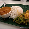 印度curry  有一種獨特香料味