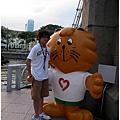 新加坡到處都是獅子