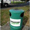 新加坡垃圾桶