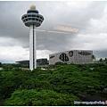 機場的塔台跟旁邊的某個mall
