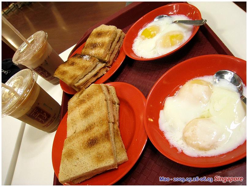 我們的早餐 那兩顆蛋每天這麼吃會膽固醇過高吧@@