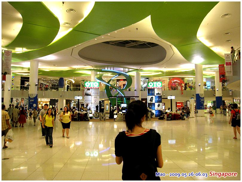 超大shopping mall