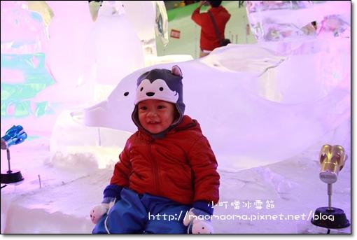 小叮噹冰雪節07