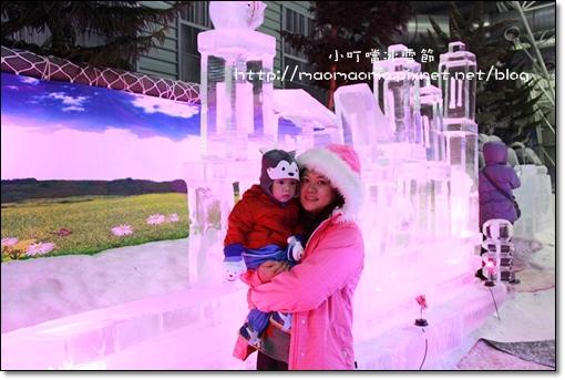 小叮噹冰雪節06