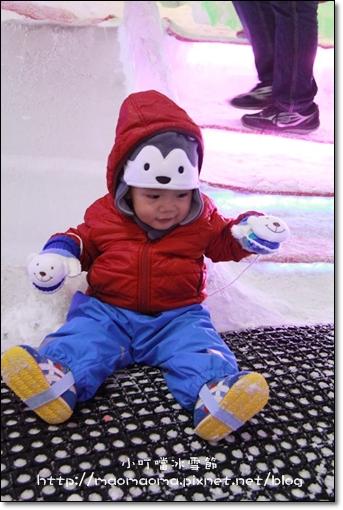 小叮噹冰雪節13