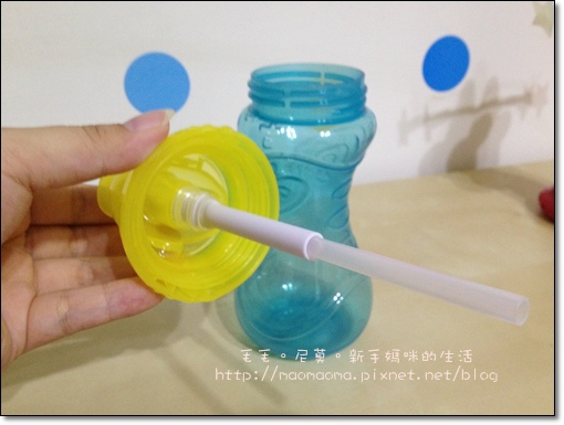 NUBY水杯06