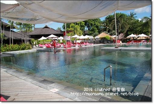 巴里島泳池01