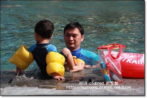 巴里島泳池22