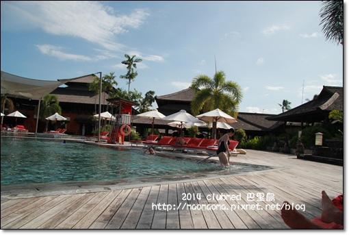 巴里島泳池24