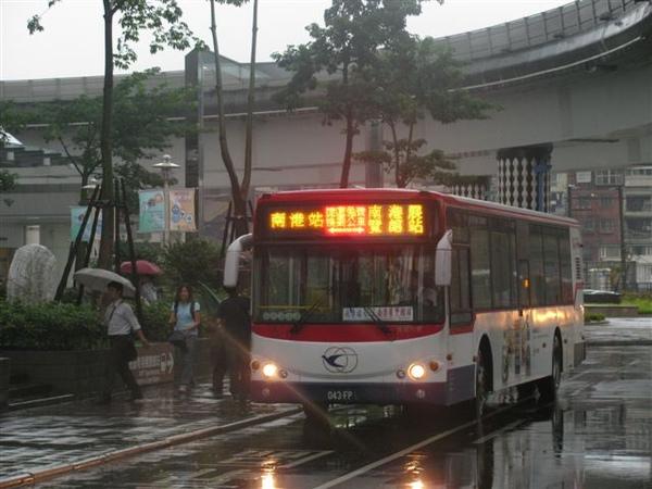 捷運免費換乘公車