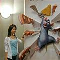 今天是來看料理鼠王的!