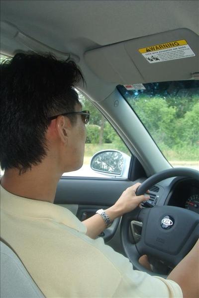 本車司機ShinJong先生