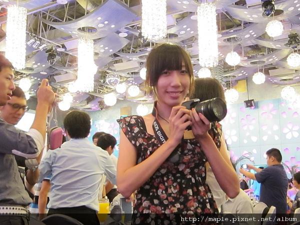 美女攝影師