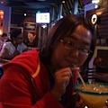Jane的 orange margarita