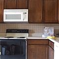 廚房, 內建微波爐和烤箱